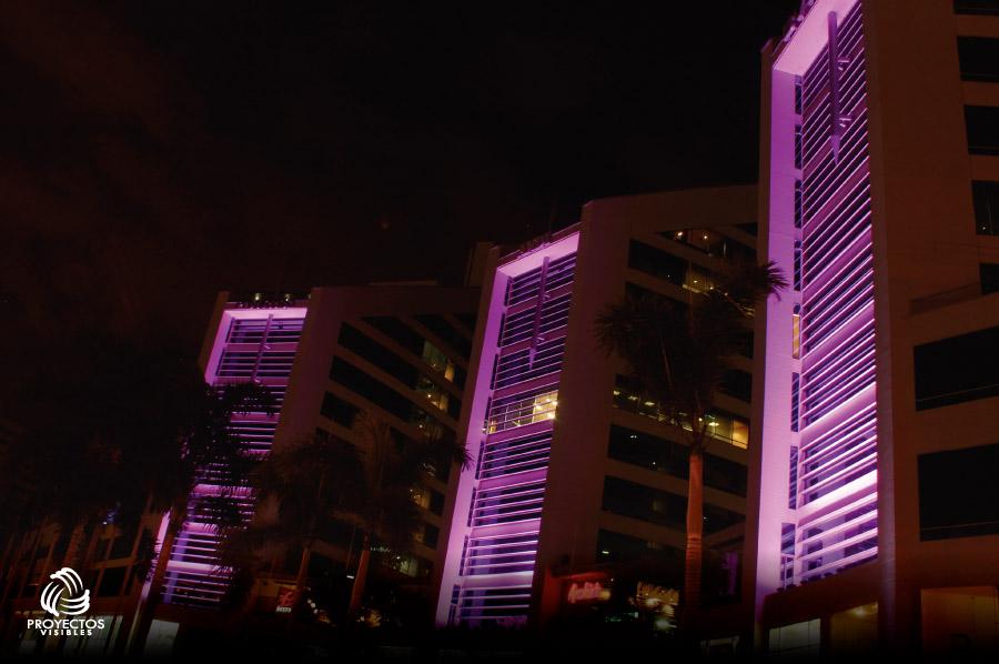 Iluminación LED Arquitectónica oficinas