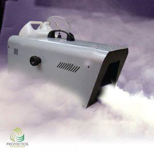 Máquina de neblina para eventos