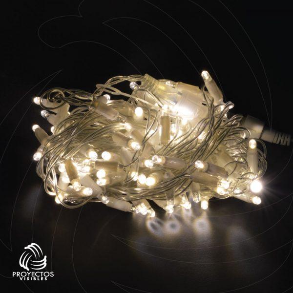Extensión LED blanco cálido