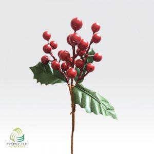 Adorno DecoBerri Red para navidad