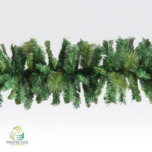 Guirnalda Checa MTG de navidad para decoración
