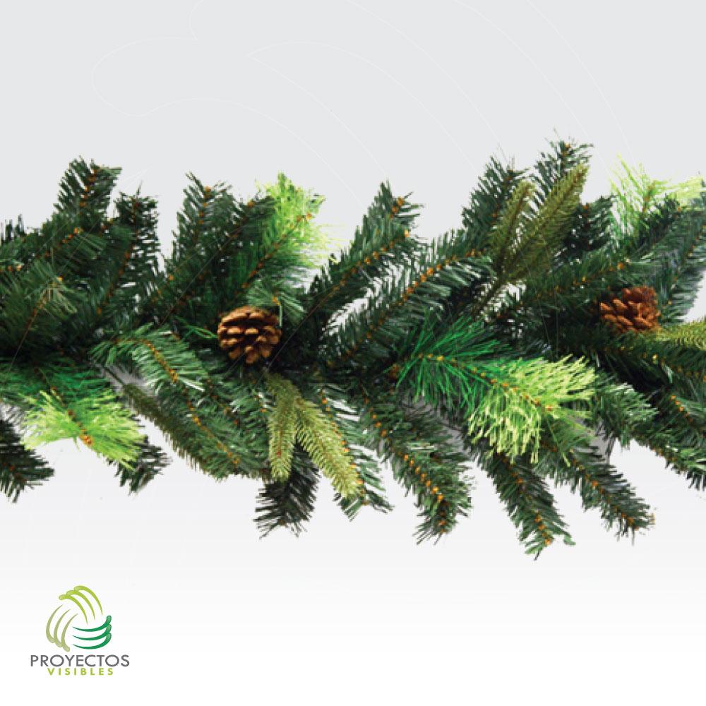 Guirnaldas De Navidad Imagenes.Guirnalda Irlandesa Kpg Para Navidad Alquiler Y Venta