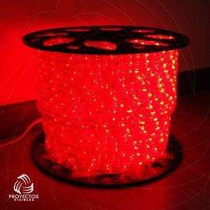 Manquera LED rojo para navidad