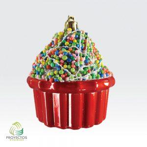 Cupcake de navidad para decoración, Bogotá