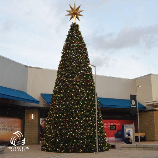 Árbol Húngaro 6m de navidad para decoración