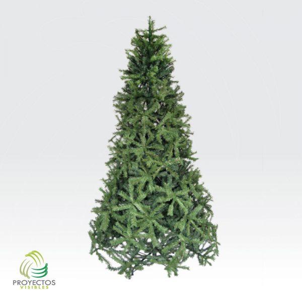Árbol Suizo OPV de navidad para decoración