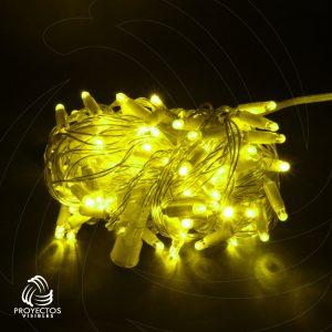 Extensión LED amarillo