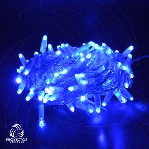 Extensión LED azul