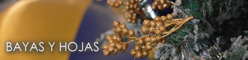 bayas y hojas de navidad para la venta o alquiler - decoración de navidad
