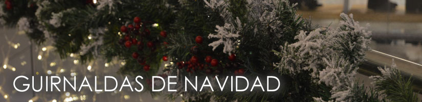 guirnaldas de navidad para la venta o alquiler - decoración de navidad
